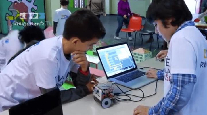 Robotica didattica realtà aumentata – Giuliana Finco – Andrea Fantacone