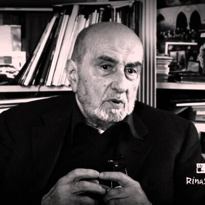 Caro, vecchio Maestro – Bruno Vezzani
