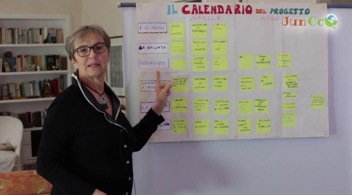 Progetti Dal Futuro 5 – Calendario di progetto